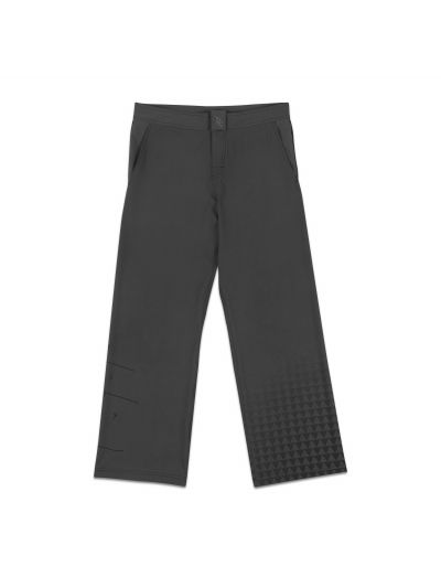 Mano Grey Pant w/ Black Gradient Print